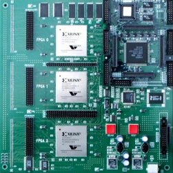 FPGA Based Development Board