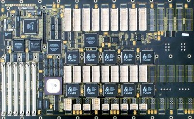 Image Processing Motherboard